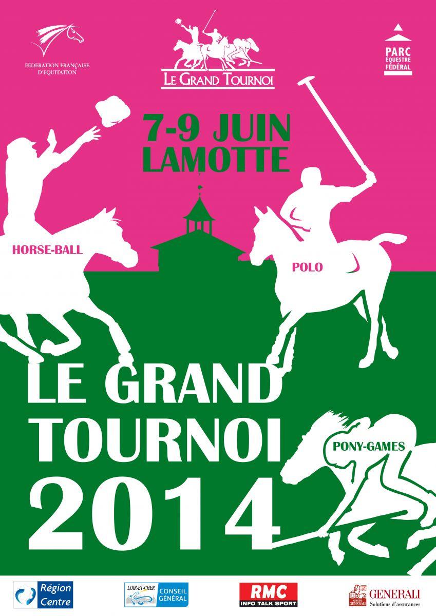 Le Grand Tournoi, du 18 au 20 mai, bientôt la clôture des engagements